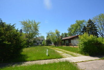 Lombard Residential Lots & Land New: 331 West Morris Avenue