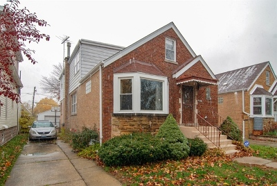Cicero Single Family Home For Sale: 3322 South 60th Court