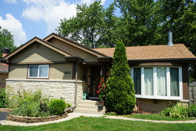 Arlington Heights IL Single Family Home New: $315,900