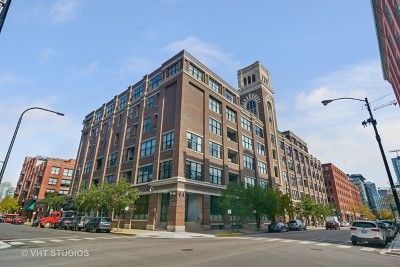 Condo/Townhouse For Sale: 1000 West Washington Boulevard #411