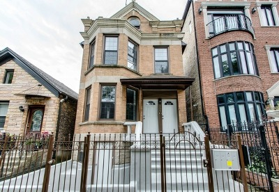 Multi Family Home For Sale: 2123 West Huron Street