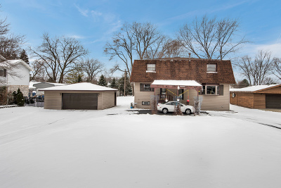 Palos Hills Single Family Home For Sale: 10340 South 74th Avenue