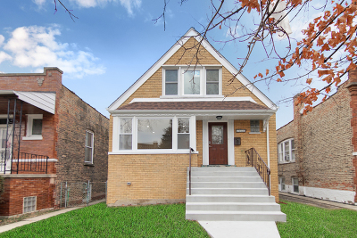 Cicero Single Family Home For Sale: 1416 South 58th Avenue