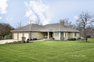 St. Charles Single Family Home New: 5n592 Foxmoor Drive