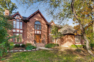 West Chicago  Single Family Home For Sale: 470 Cranesbill Drive
