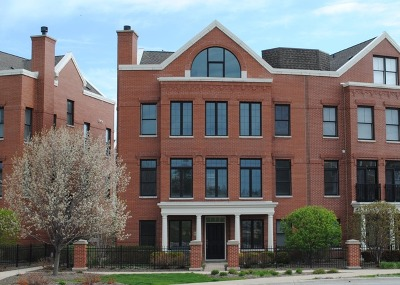 Glenview Condo/Townhouse New: 1887 Admiral Court