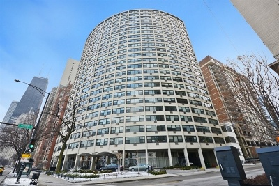 Condo/Townhouse Re-Activated: 1150 North Lake Shore Drive #12G