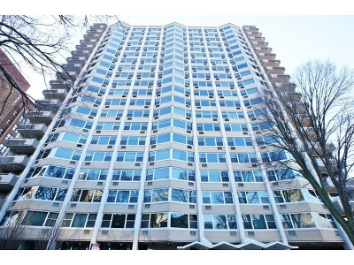 Chicago Condo/Townhouse New: 555 West Cornelia Avenue #1811
