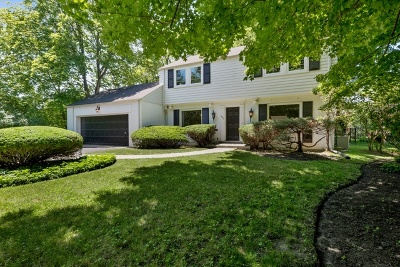 Wilmette Single Family Home For Sale: 903 Seneca Road