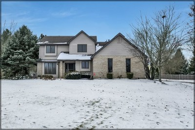 Oswego Single Family Home For Sale: 12 Red Hawk Court