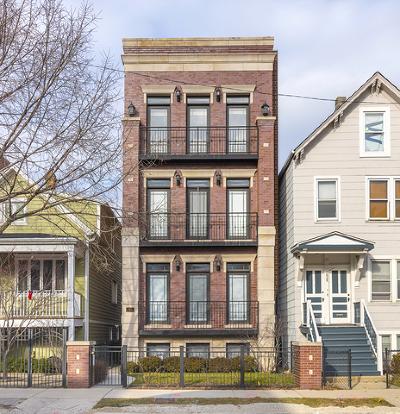 Condo/Townhouse New: 1430 West Diversey Parkway #3