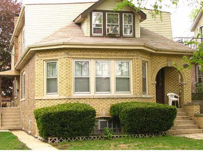 Chicago Multi Family Home New: 4206 North Moody Avenue