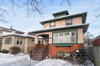 Oak Park Single Family Home Re-Activated: 1188 Clinton Avenue