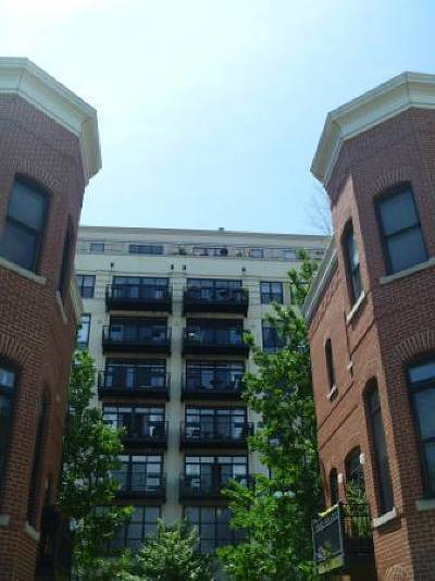 Rental For Rent: 1525 South Sangamon Street #802