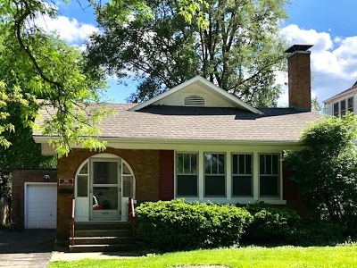 Joliet, Shorewood Rental For Rent: 1116 Loral Avenue