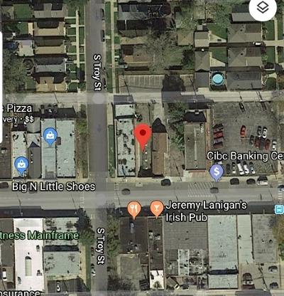 Chicago Residential Lots & Land For Sale: 3120 West 111th Street