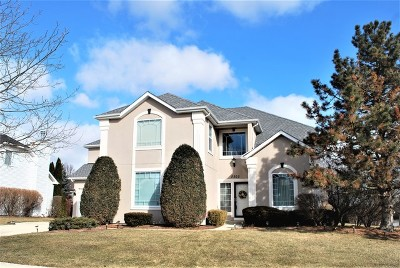 Naperville Single Family Home New: 2303 Kentuck Court