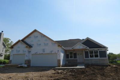 McHenry Single Family Home New: 1702 Hillside Lane