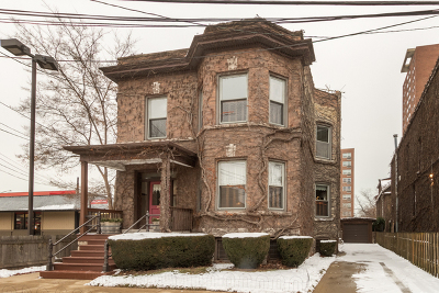 Multi Family Home New: 3941 North Wayne Avenue