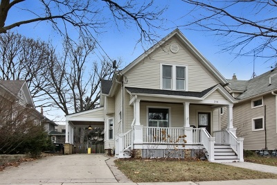 Wheaton Single Family Home New: 316 South Hale Street