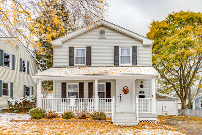 Roselle Single Family Home For Sale: 116 West Glenlake Avenue