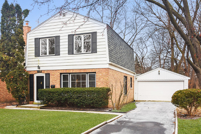 Arlington Heights Single Family Home New: 909 East Davis Street