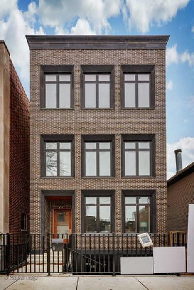 Single Family Home New: 1860 North Maud Avenue