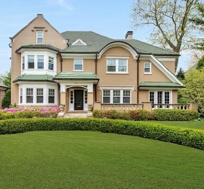 Kenilworth Single Family Home For Sale: 151 Abingdon Avenue