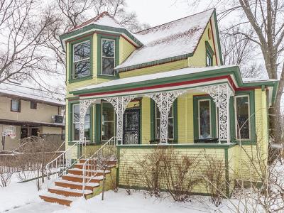 Oak Park Single Family Home New: 812 Augusta Street