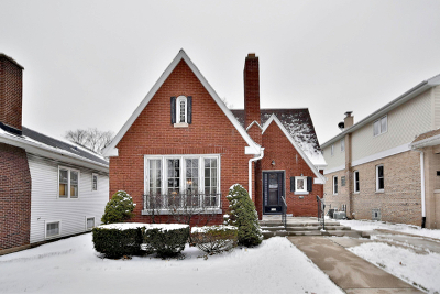 Chicago Single Family Home New: 7211 West Ibsen Street