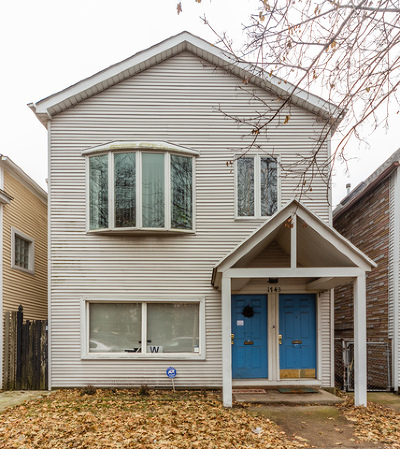 Chicago Multi Family Home New: 1743 West Newport Avenue