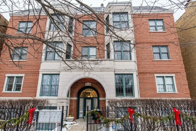 Condo/Townhouse New: 1410 North Cleveland Avenue #1S