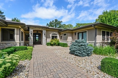Ogle County Single Family Home For Sale: 3342 North River Road