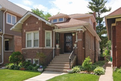 Cook County Single Family Home New: 1221 North Humphrey Avenue