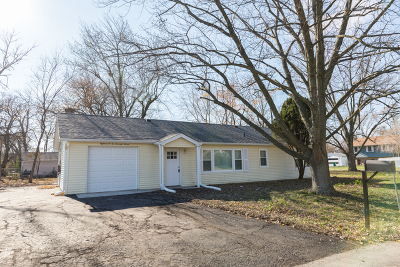 Du Page County Single Family Home New: 18w277 Sidney Avenue