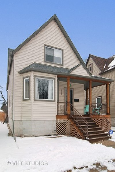 Cook County Single Family Home New: 6725 31st Street