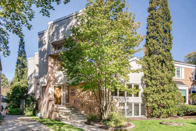 Chicago Single Family Home New: 6462 North Nokomis Avenue