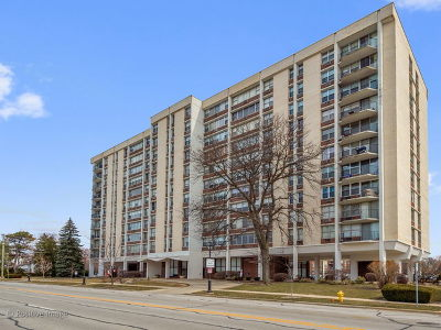 Lombard Condo/Townhouse For Sale: 33 North Main Street #7F