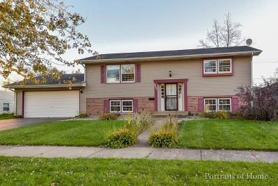 Crete Single Family Home For Sale: 292 Hubbard Lane