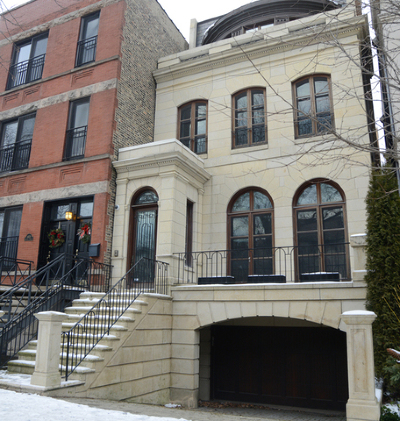 Chicago Single Family Home New: 1874 North Burling Street