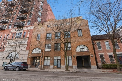 Condo/Townhouse New: 1448 North Orleans Street #3A