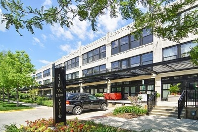 Chicago Condo/Townhouse New: 1110 West 15th Street #327