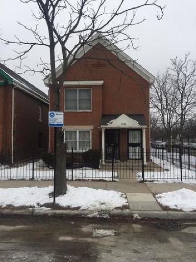 Chicago Multi Family Home New: 2034 West Monroe Street