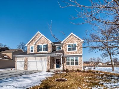 Hoffman Estates Single Family Home For Sale: 5868 Bur Oak Drive