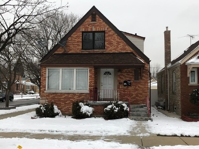 Chicago Multi Family Home New: 4158 West 57th Place