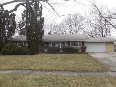 Hoffman Estates Single Family Home Contingent: 80 Westview Street