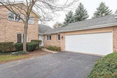 Orland Park Condo/Townhouse For Sale: 17251 Lakebrook Drive