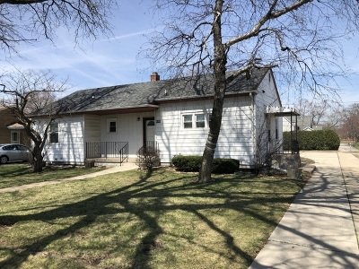 South Holland Single Family Home For Sale: 470 East 161st Street