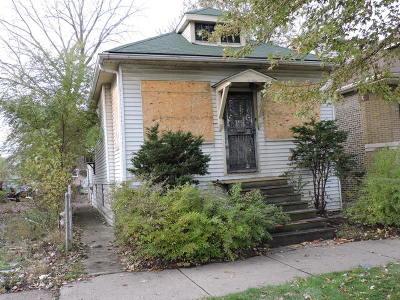 Chicago Single Family Home New: 9136 South Blackstone Avenue