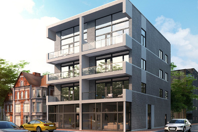 Chicago Condo/Townhouse New: 1203 West Augusta Boulevard #2S